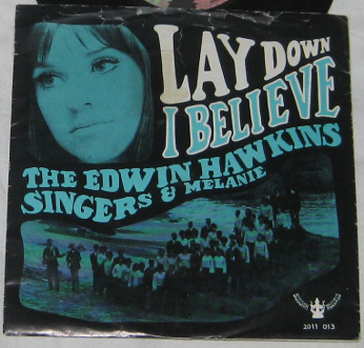 7, Melanie With The Edwin Hawkins Singers, Lay Down