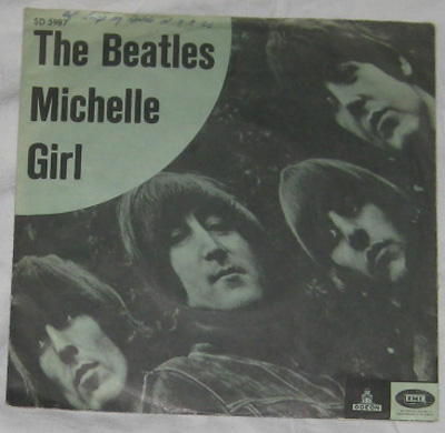 7, Beatles, Michelle