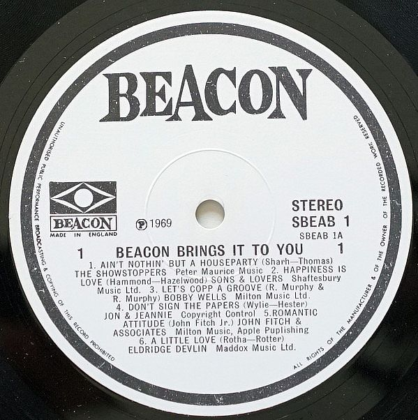 Beacon, Beacon Brings It Tou You