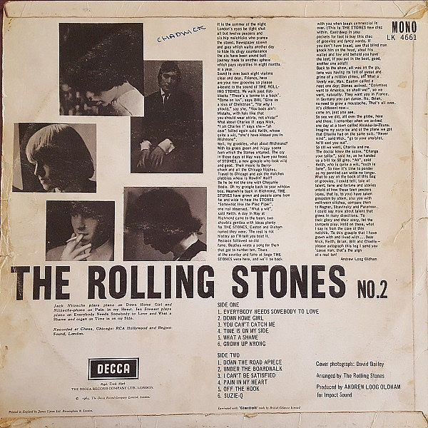 Rolling Stones, No. 2
