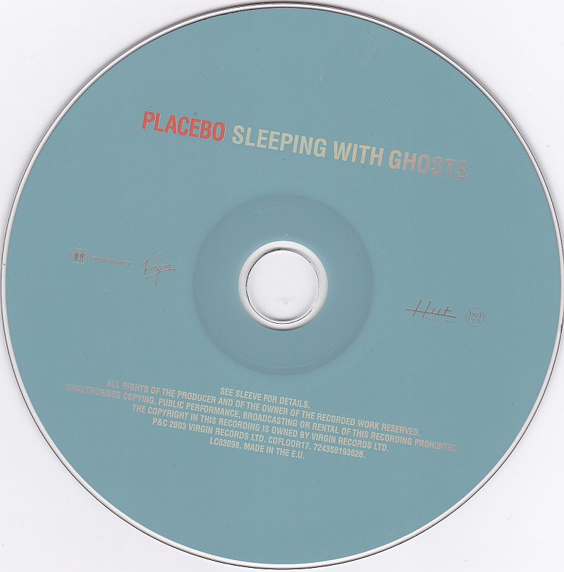 CD, Placebo, Sleeping with the ghosts 2003