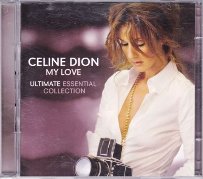 Celine Dion, My Love - Ultimate essential collection Columbia 88697400502