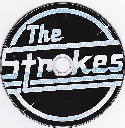 CD, Strokes, Is This It 2001