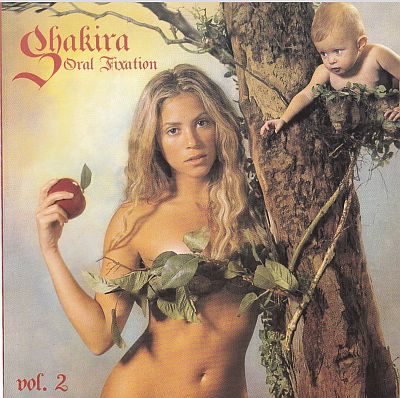 CD, Shakira, Oral Fixation vol. 2