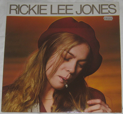 LP, Rickie Lee Jones, Rickie Lee Jones