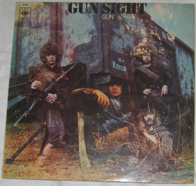 LP, Gun, Gunsight
