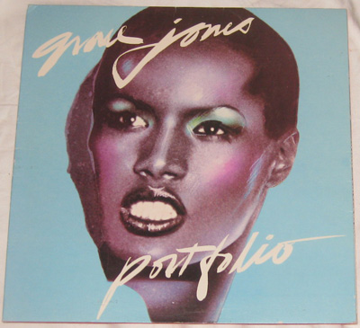 LP, Grace Jones, Portfolio