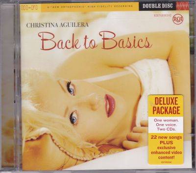 Christina Aguilera, Back to Basics RCA 82876896342