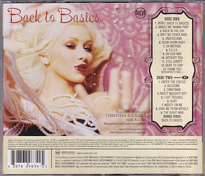 Christina Aguilera, Back to Basics