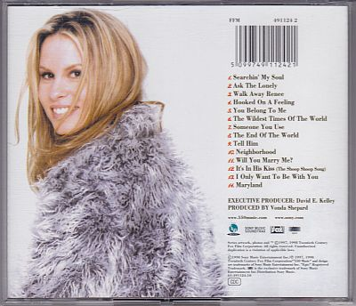 Vonda Shepard, Songs from Ally McBeal featuring Vonda Shepard