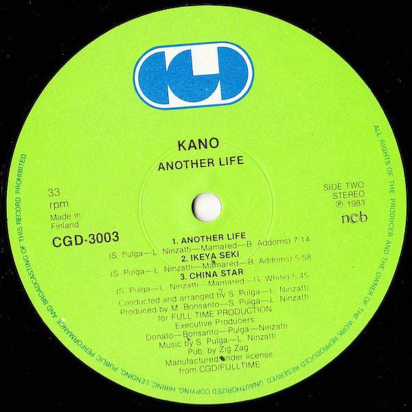 LP, Kano, Another Life