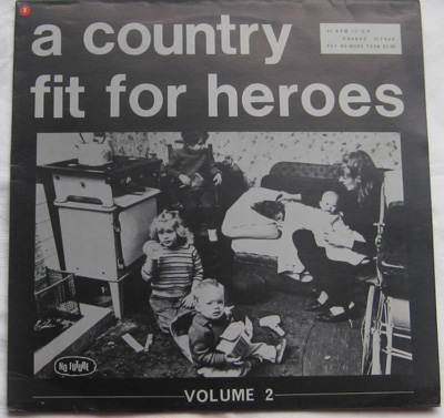 LP, Various, A Country Fit For Heroes - Vol ll