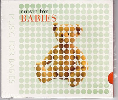 CD, Various, Music for babies