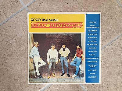 Beau Brummels Good time music OLLP 5275 AS