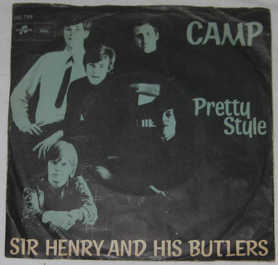 7, Sir Henry And His Butlers, Camp