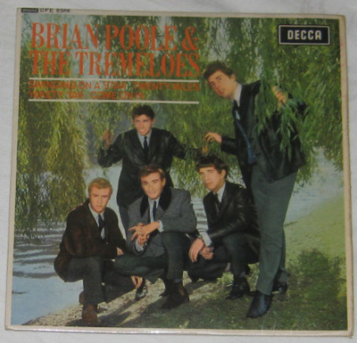 EP, Brian Poole And The Tremeloes, Swinging On A Star