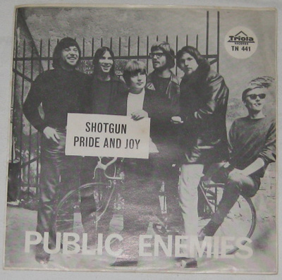 7, Public Enemies, Shotgun