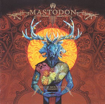 CD, Mastodon, Blood Mountain