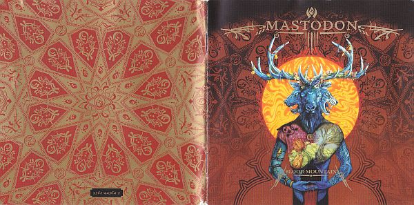 CD, Mastodon, Blood Mountain 2006