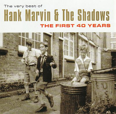 2CD, Hank Marvin & the Shadows, The First 40 Years