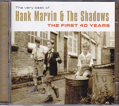 Hank Marvin & the Shadows, The First 40 Years PolyGram TV 559 211-2