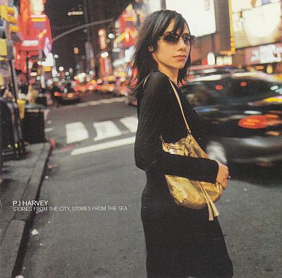 CD, PJ Harvey, Stories from the city, stories from the sea