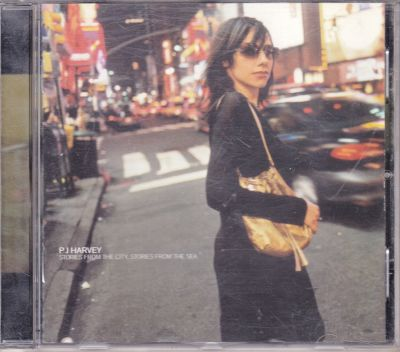 PJ Harvey, Stories from the city, stories from the sea Island CIDZ 8099/548 144-2