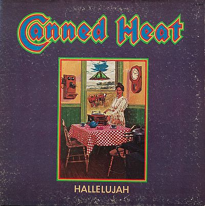 LP, Canned Heat, Hallelujah