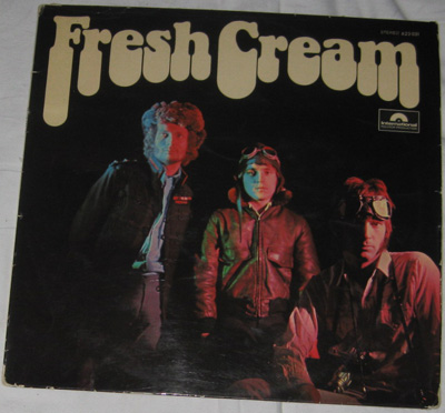 LP, Cream, Fresh Cream