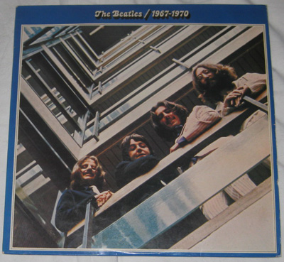 2LP, Beatles, The Beatles/1967-1970