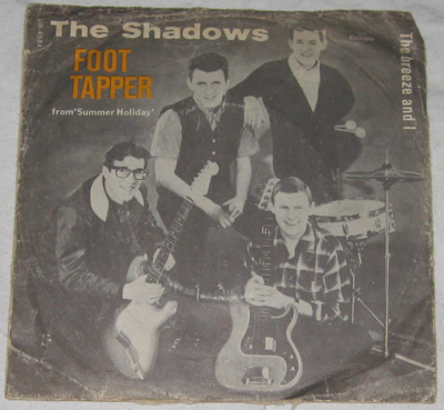 7, Shadows, Foot Tapper