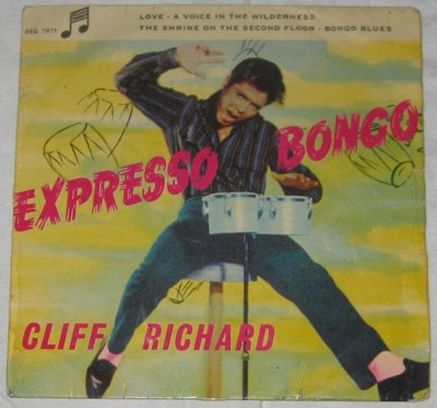 EP, Cliff Richard and The Shadows, Expresso Bongo