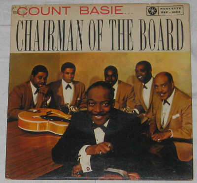 EP, Count Basie, Chairman Of The Board
