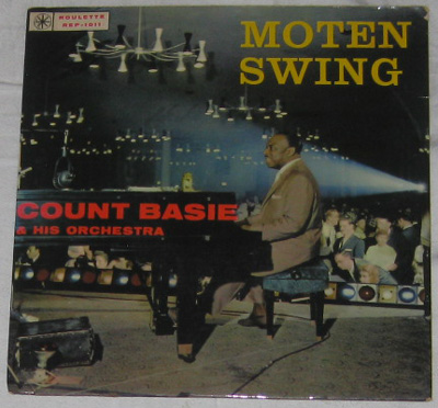 7, Count Basie, Moten Swing