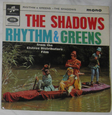 EP, Shadows, Rhythm And Greens