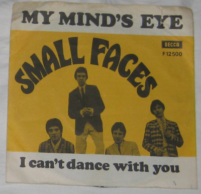 7, Small Faces, My Mind