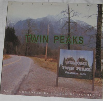 LP, Soundtrack, Twin Peaks