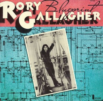 LP, Rory Gallagher, Blueprint