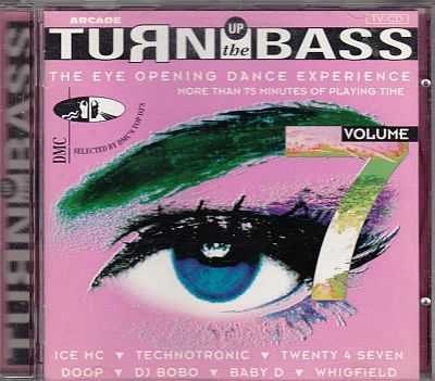 Various, Turn up the Bass Volume 7 Arcade ‎8900057