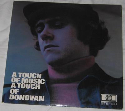 Donovan A Touch Of Music A Touch Of Donovan Vogue LDVS 17171