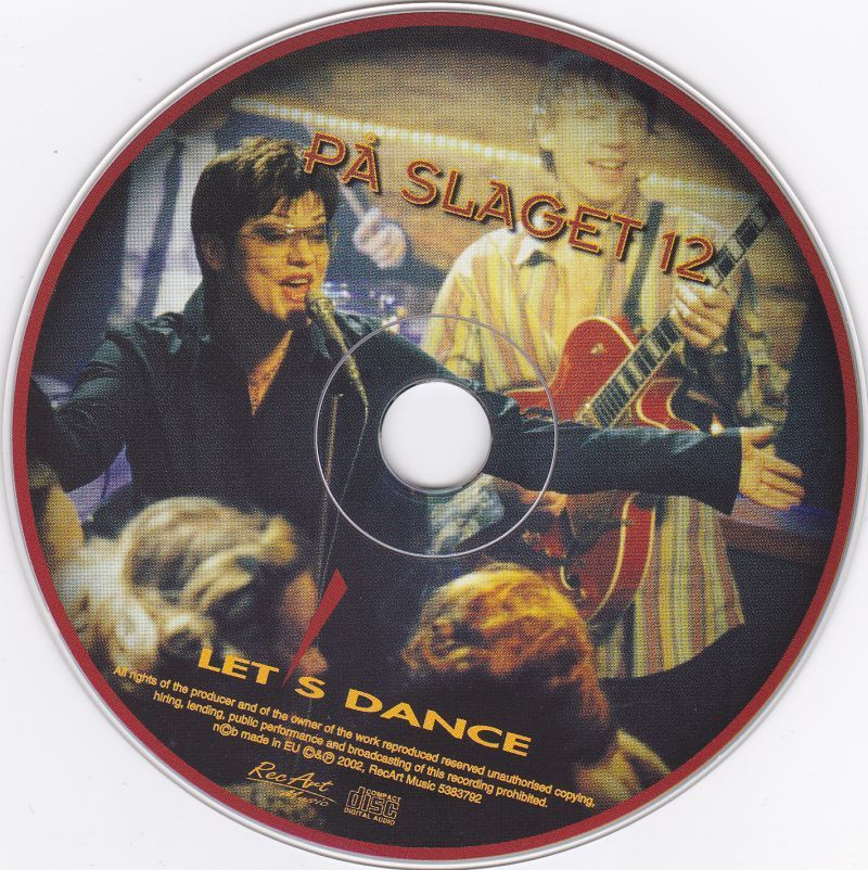 CD, På slaget 12, Let's Dance 2002