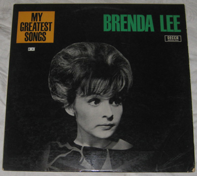 Brenda Lee My Greatest Songs