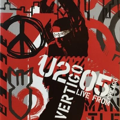 DVD, U2, U2 Live from Chicago 05