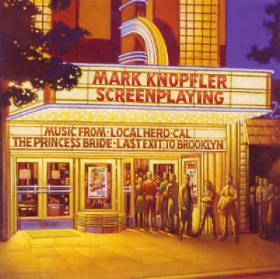 CD, Mark Knopfler, Screenplaying