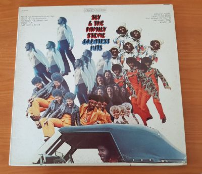 Sly and the Family Stone Greatest Hits