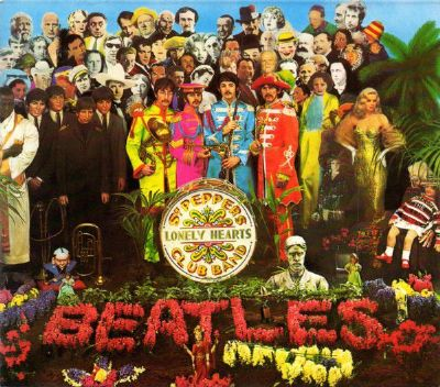 Beatles Sgt. Pepper´s Lonely Hearts Club Band