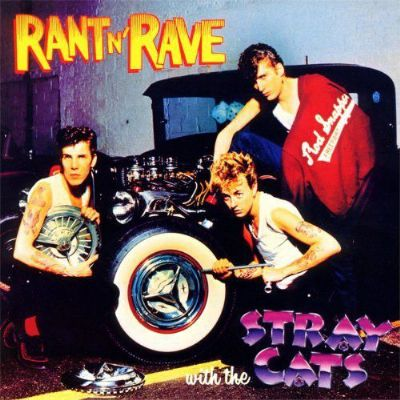 LP, Stray Cats, Rant N