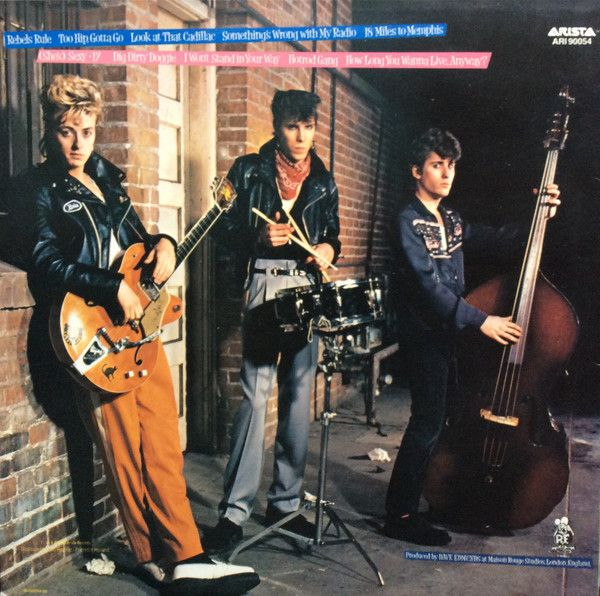 Stray Cats, Rant N