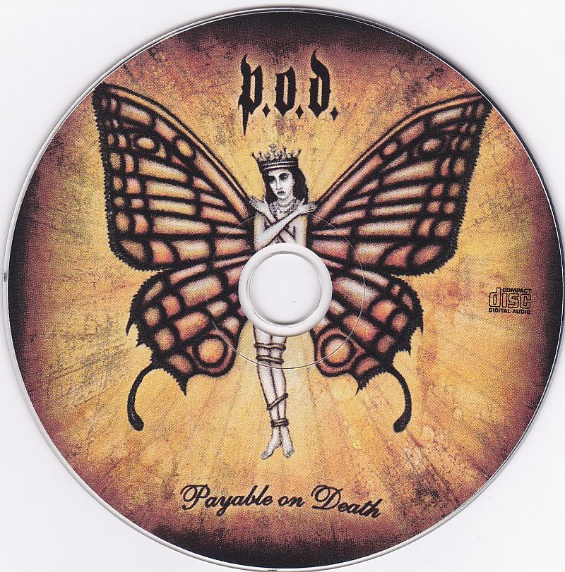 CD, P.O.D. - Payable on Death, Payable on Death