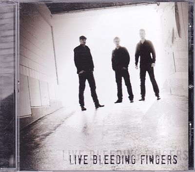 Live Bleeding Fingers, Live Bleeding Fingers In the House Records ITHCD0118
